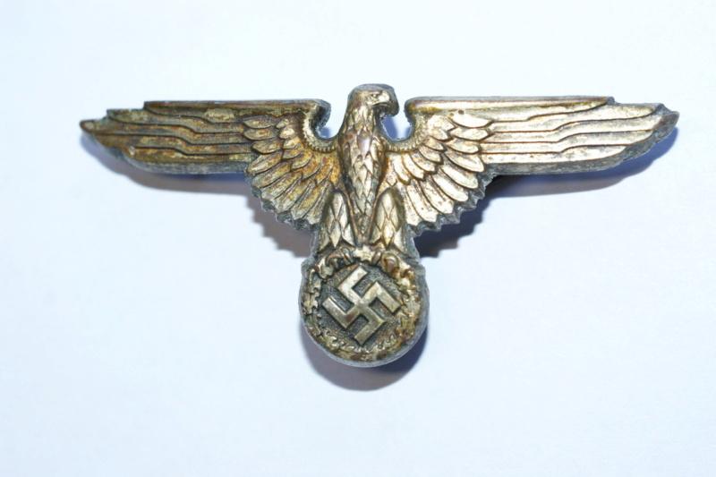 Ensemble d'insignes casquette SS Dsc06013