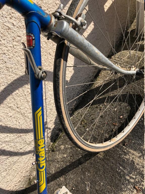 Gitane Victoire de 1987, restauration. Img_0213