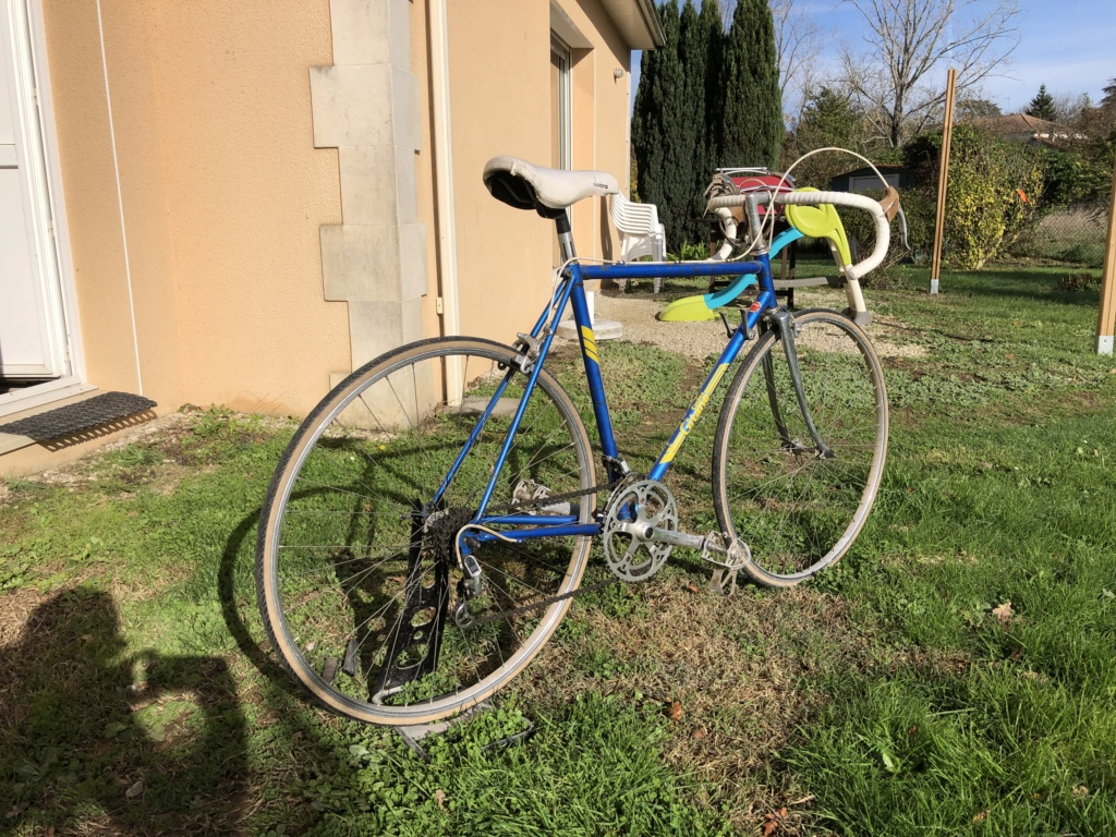 Gitane Victoire de 1987, restauration. Img_0214