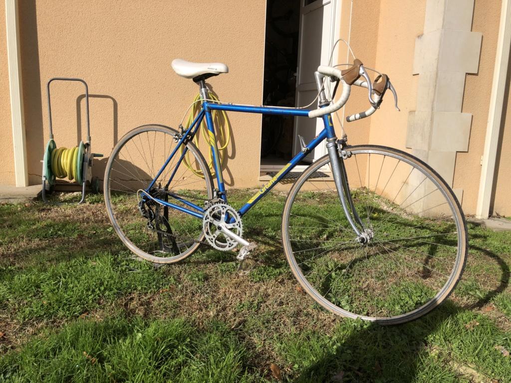 Gitane Victoire de 1987, restauration. Img_0215
