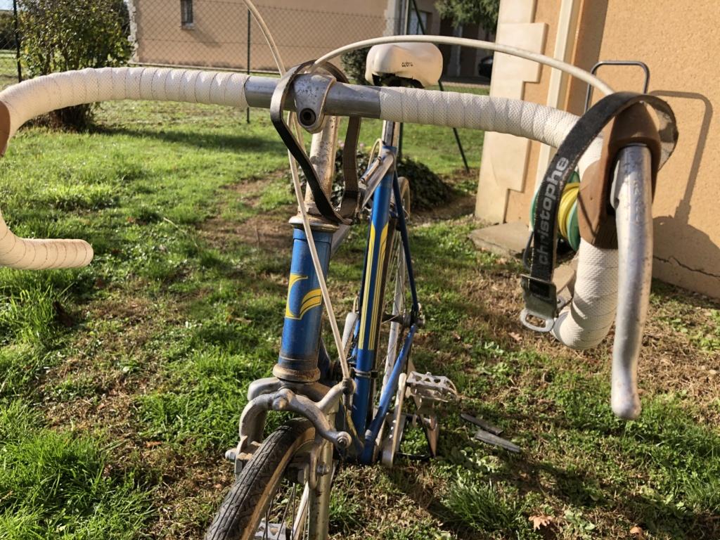 Gitane Victoire de 1987, restauration. Img_0220