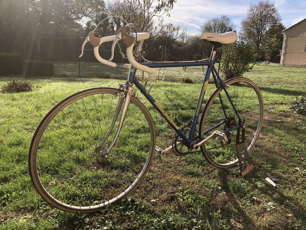 Gitane Victoire de 1987, restauration. Img_0222