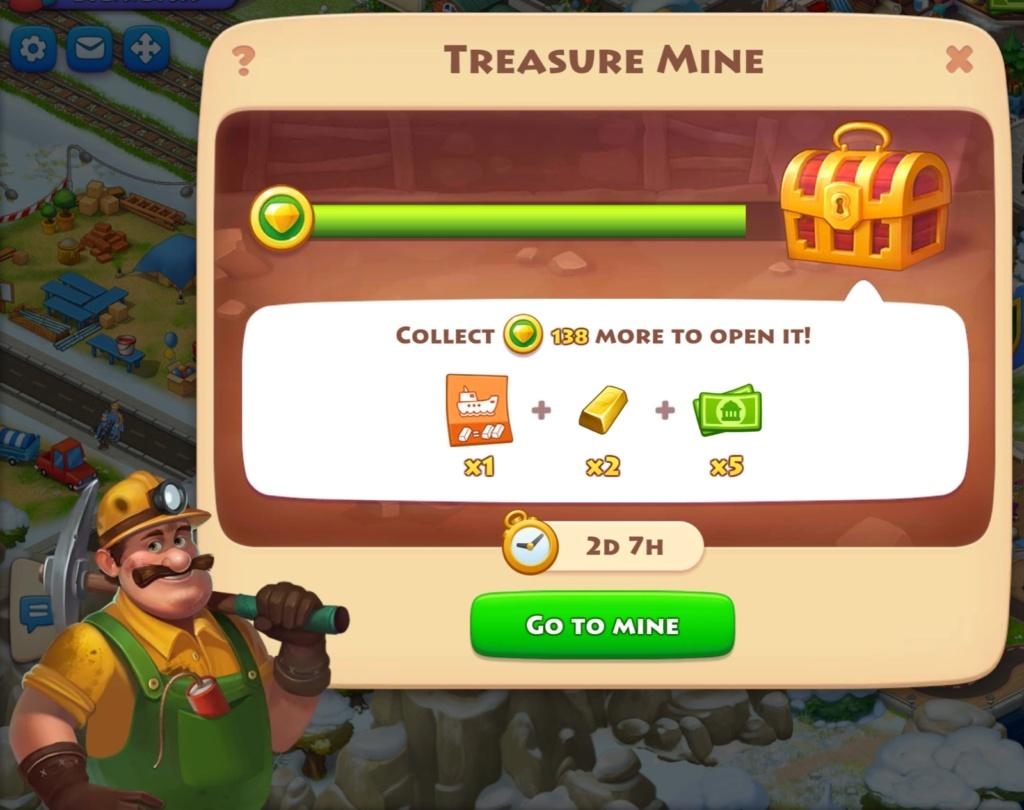 Treasure Mine Event 461af410
