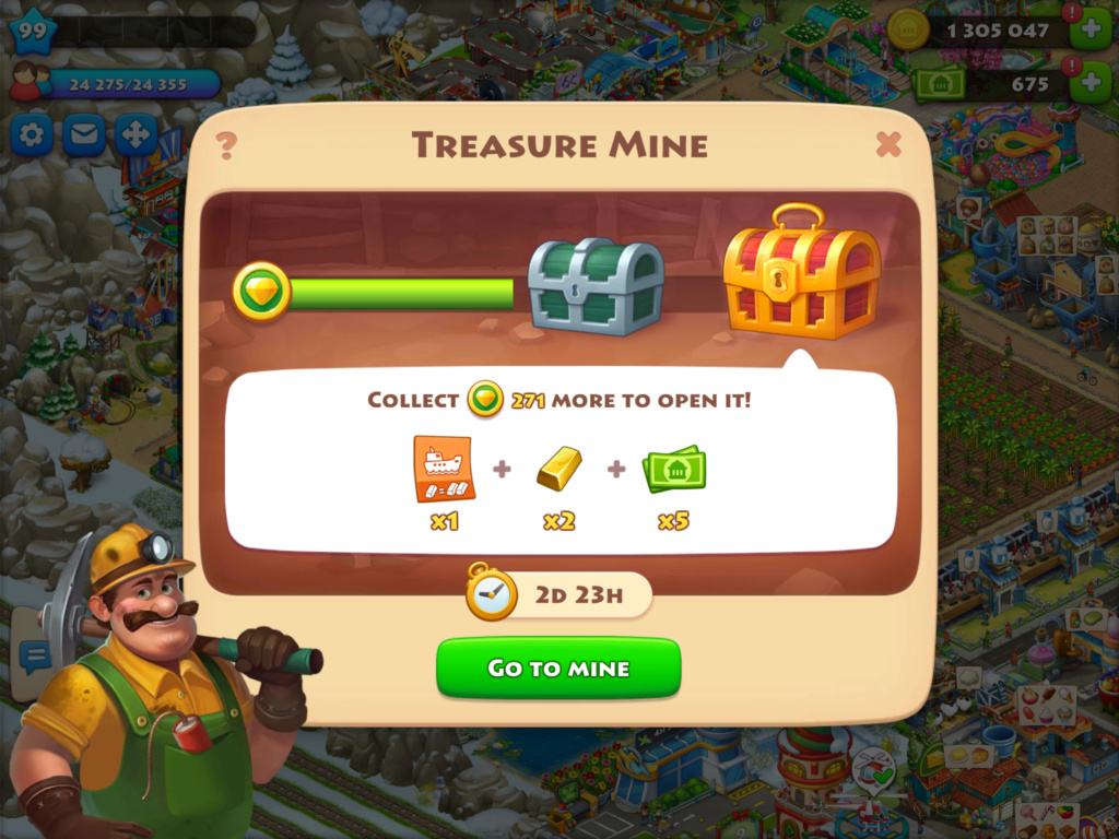 Treasure Mine Event Ae7a6010