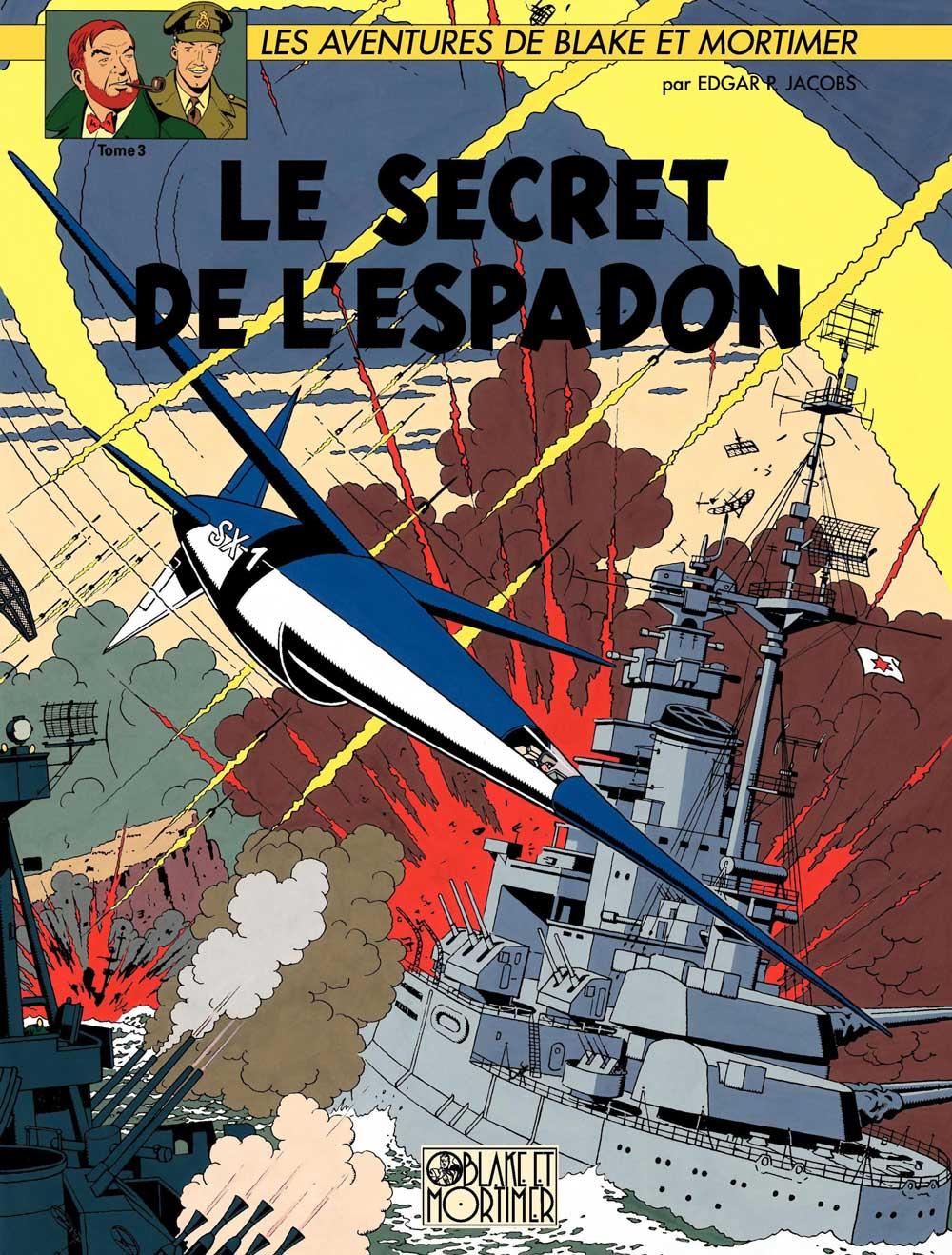 Le secret de l'Espadon Secret10