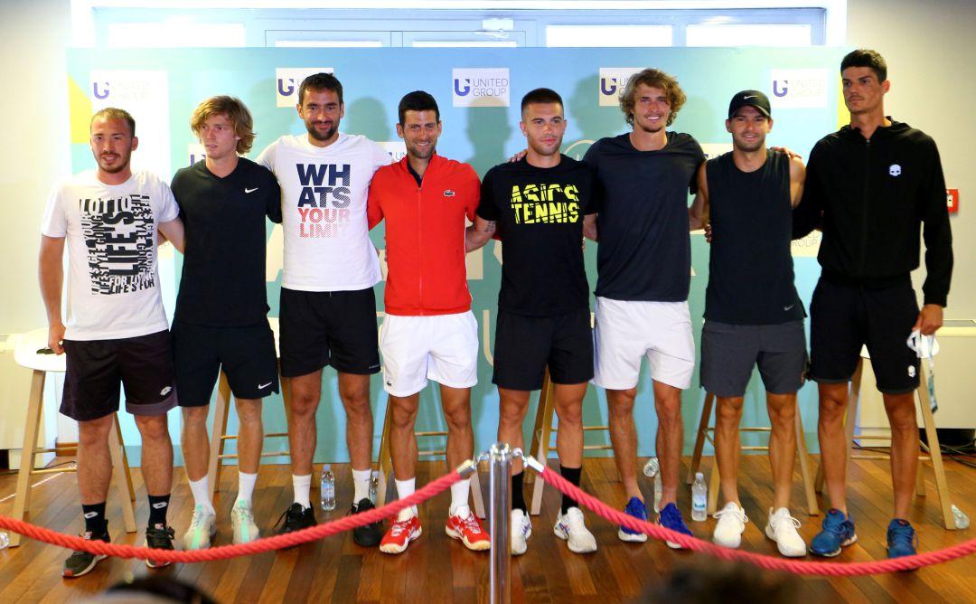 ¿Cuánto mide Novak Djokovic? - Altura - Real height 15-39-10
