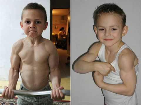 ¿Es verdad que el gimnasio de muy joven frena el crecimiento? - Página 2 20-45-11