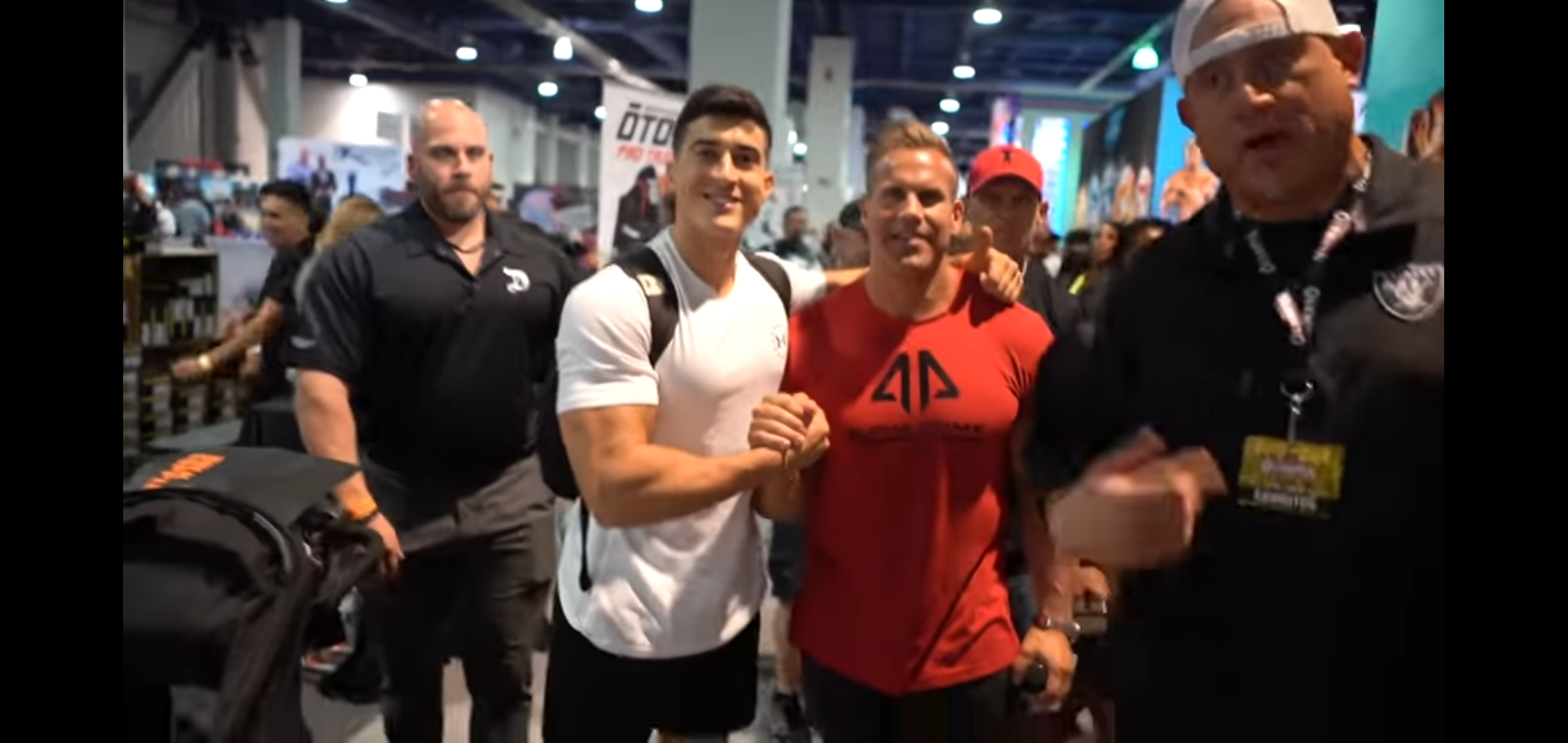 ¿Cuánto mide Jeff Seid? - Altura - Real height - Página 3 Screen17