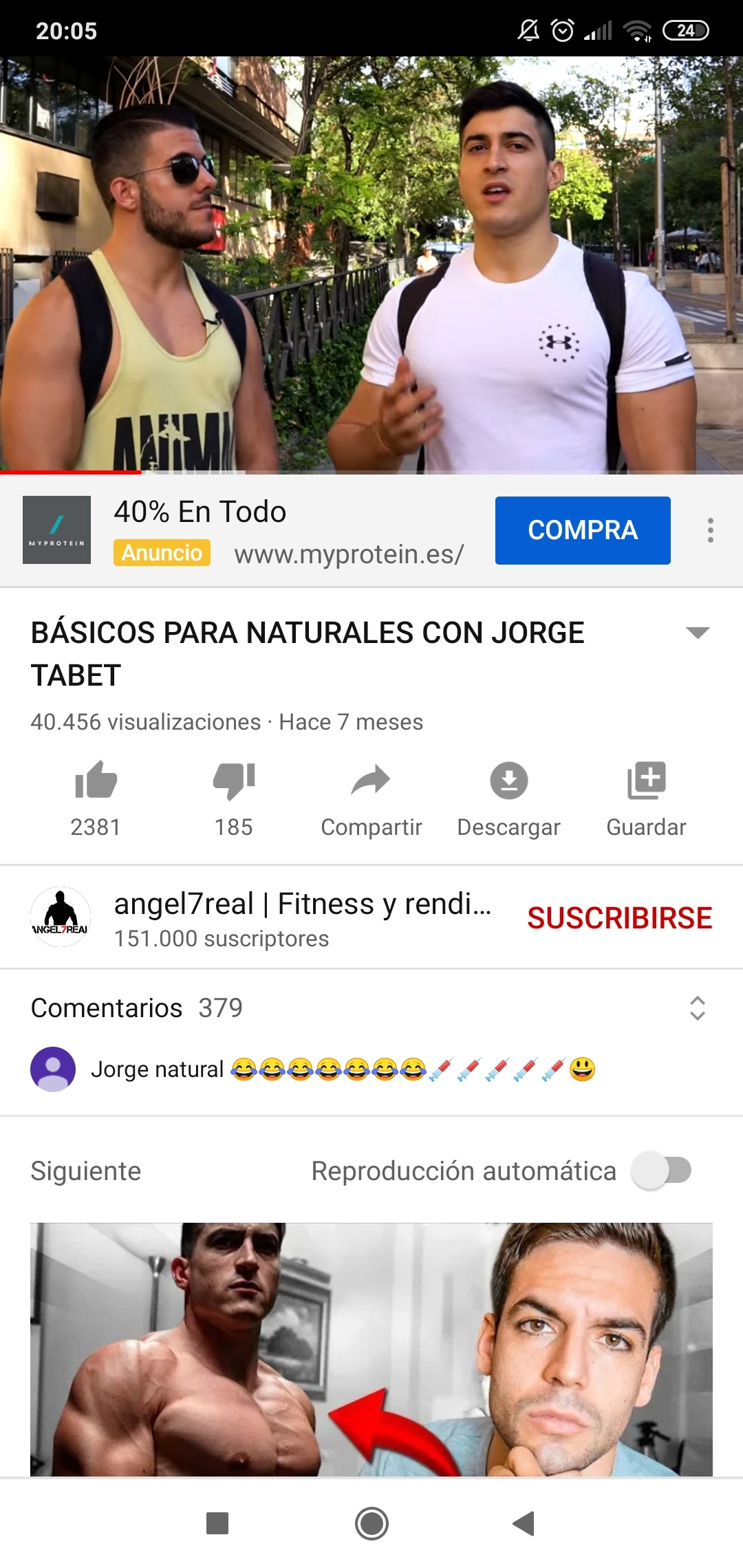 ¿Cuánto mide Jeff Seid? - Altura - Real height - Página 4 Screen20