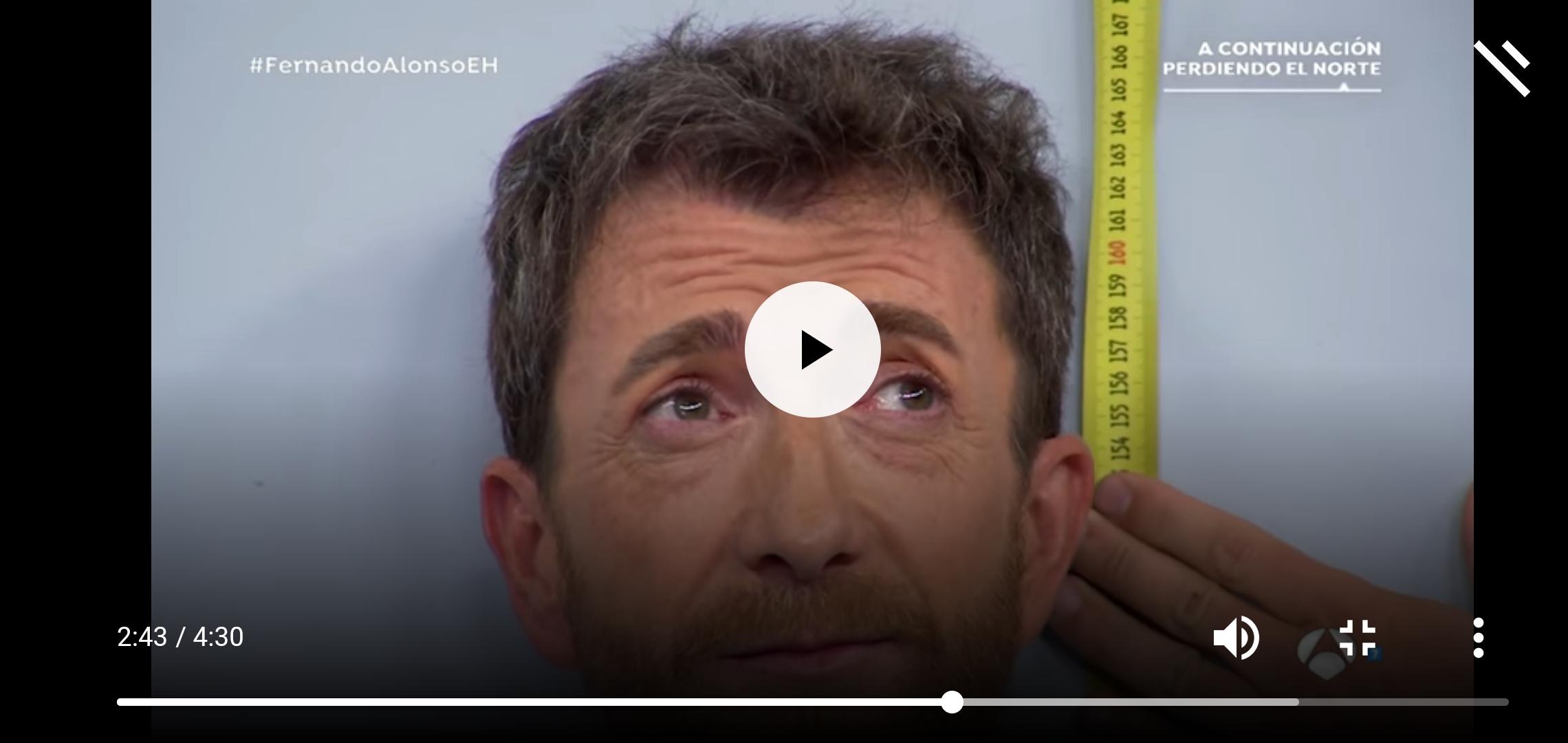 ¿Cuánto mide Pablo Motos? - Estatura real: 1,65 - Real height - Página 8 Screen85