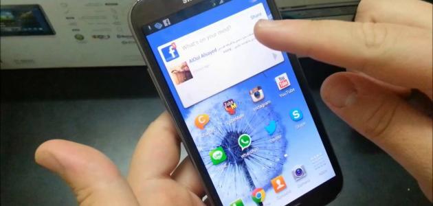 كيف أزيل الخدوش من شاشة الهاتف  Aoa_eo10