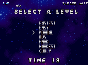 [Blazing Star] Stage Select and minor tweaks 239-p111