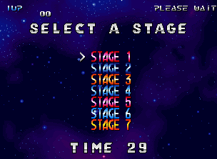 [Blazing Star] Stage Select and minor tweaks 239-p112