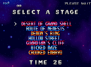 [Blazing Star] Stage Select and minor tweaks 239-p113