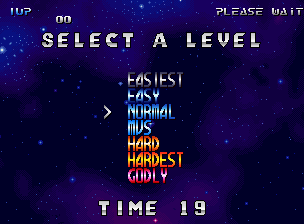 [Blazing Star] Stage Select and minor tweaks 239-p116