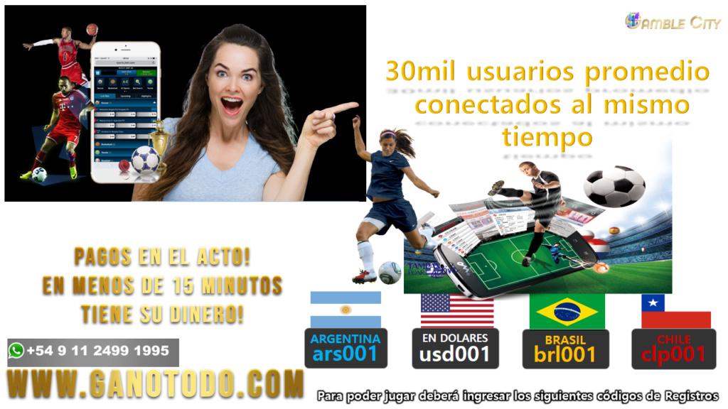 Las mejores APUESTAS DEPORTIVAS de Argentina Oys12210