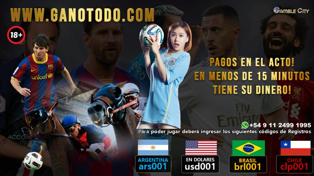 Las mejores APUESTAS DEPORTIVAS de Argentina Oys7110