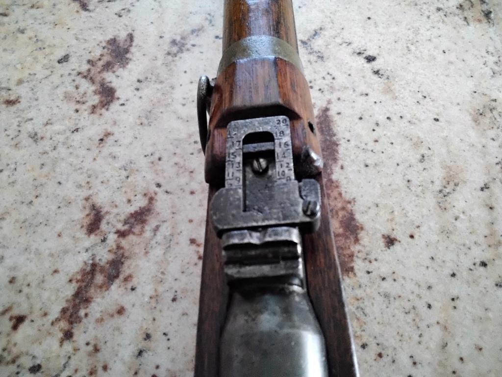 Arisaka type 38 carabine  Img_2050