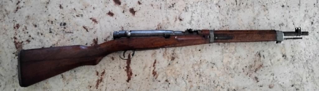 Arisaka type 38 carabine  Img_2051