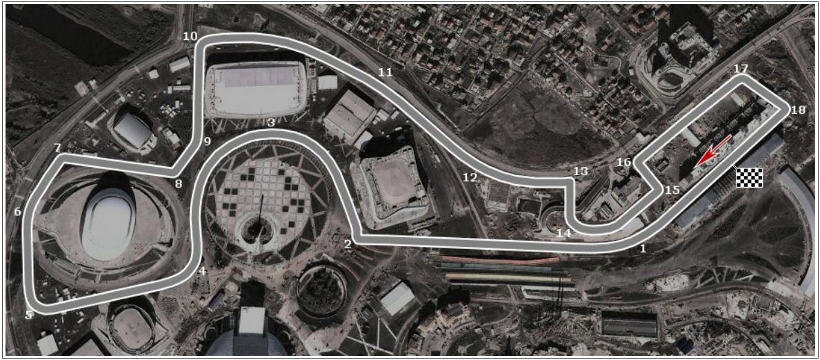 GP DE RUSSIE — VTB Russian Grand Prix 2020 Screen11
