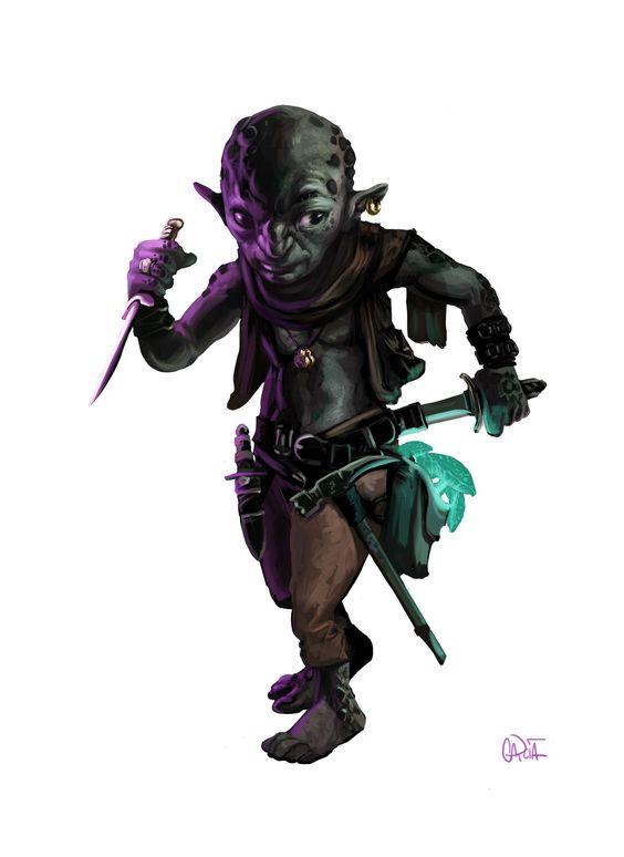 Gwe'Gwyn, Gnôme assassin. Gnome10