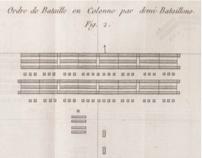 Colonnes - Armée Francaise - colonne par régiment et colonne par bataillon Thumbn10