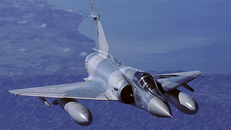 Cocardes, admissions, et membres de la 8e Mirage10