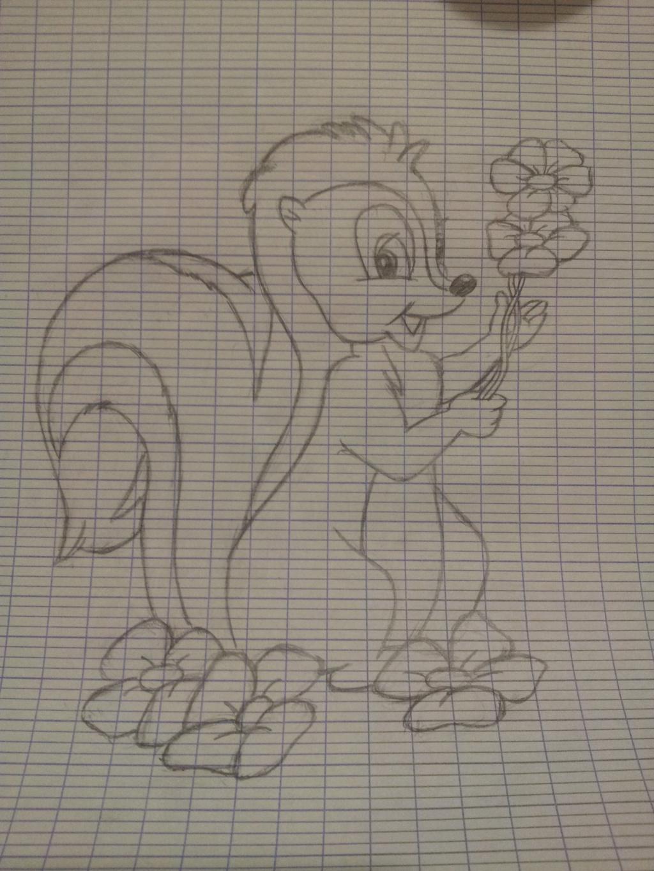 Concours de Production Artistique : Saison 18 : Thème 19 : Le Bossu De Notre Dame Fleur12