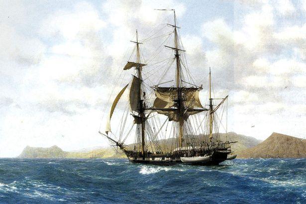 HMS Beagle (OcCre 1/60°) par Epipactis - Page 6 0_09-010