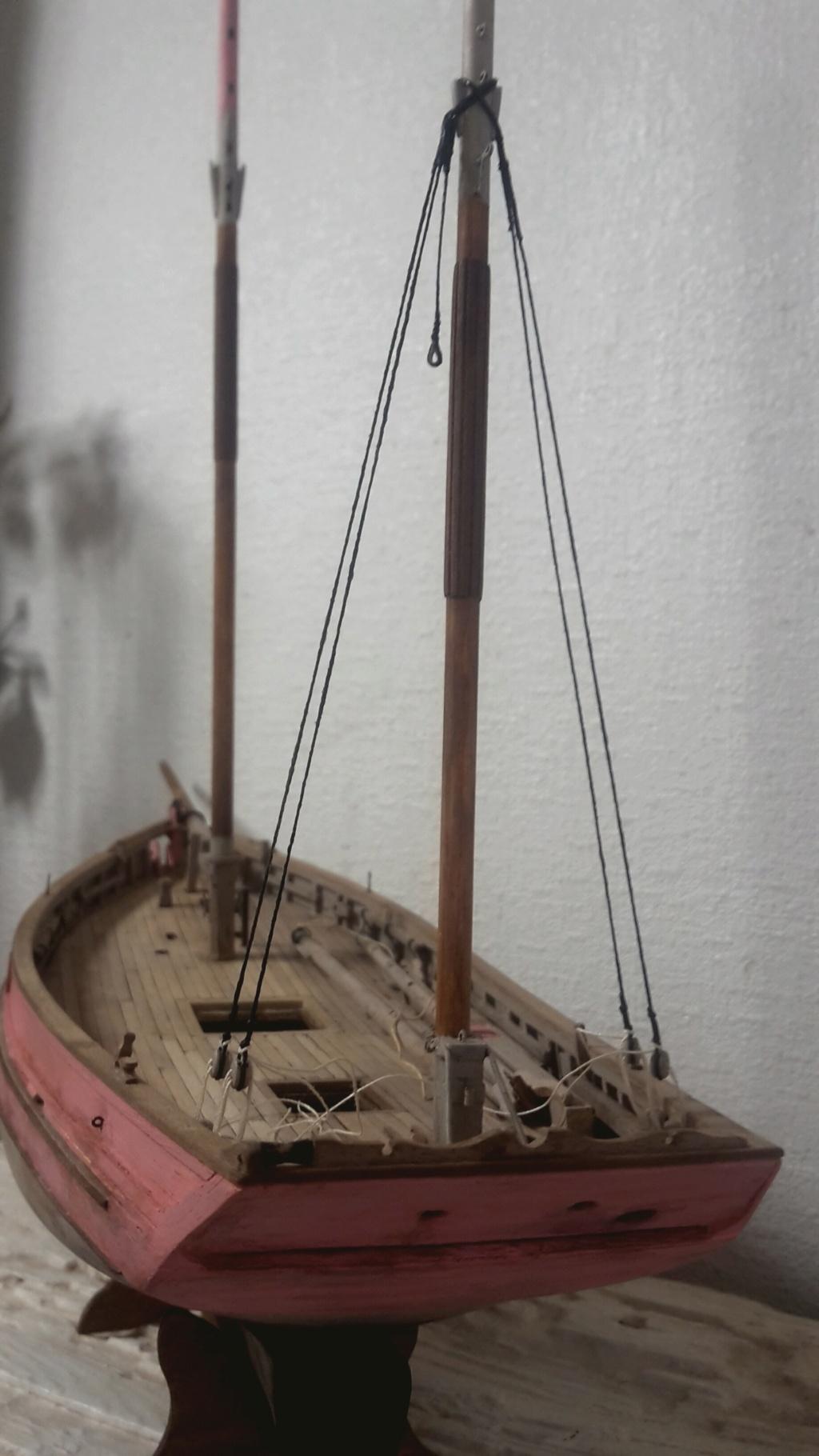 Thonier Marie-Jeanne (Billing Boats 1/50°) par Yoann gui - Page 6 2021-058