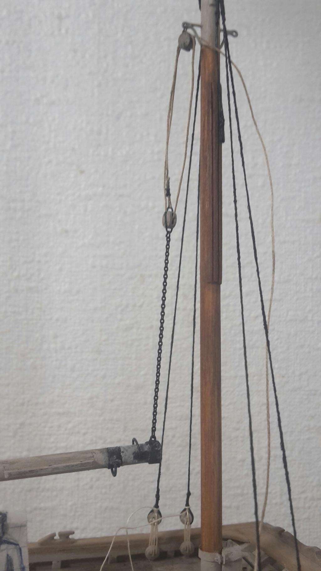 Thonier Marie-Jeanne (Billing Boats 1/50°) par Yoann gui - Page 6 2021-060