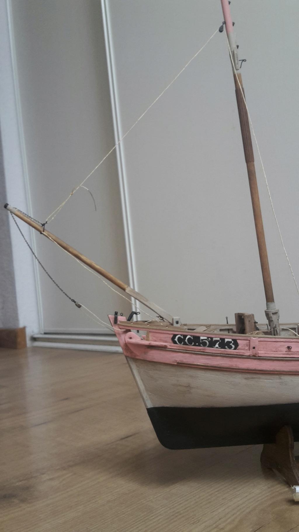 Thonier Marie-Jeanne (Billing Boats 1/50°) par Yoann gui - Page 6 2021-063