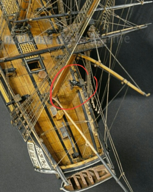 L'Astrolabe 1812 (base Mantua & plan AAMM 1/50°) par kerezou - Page 12 2021-073