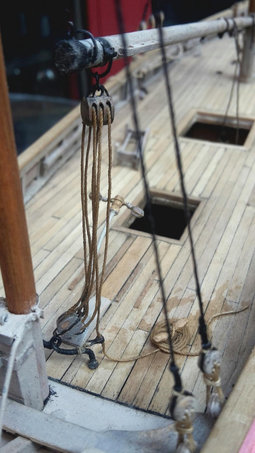 Thonier Marie-Jeanne (Billing Boats 1/50°) par Yoann gui - Page 8 2021-082