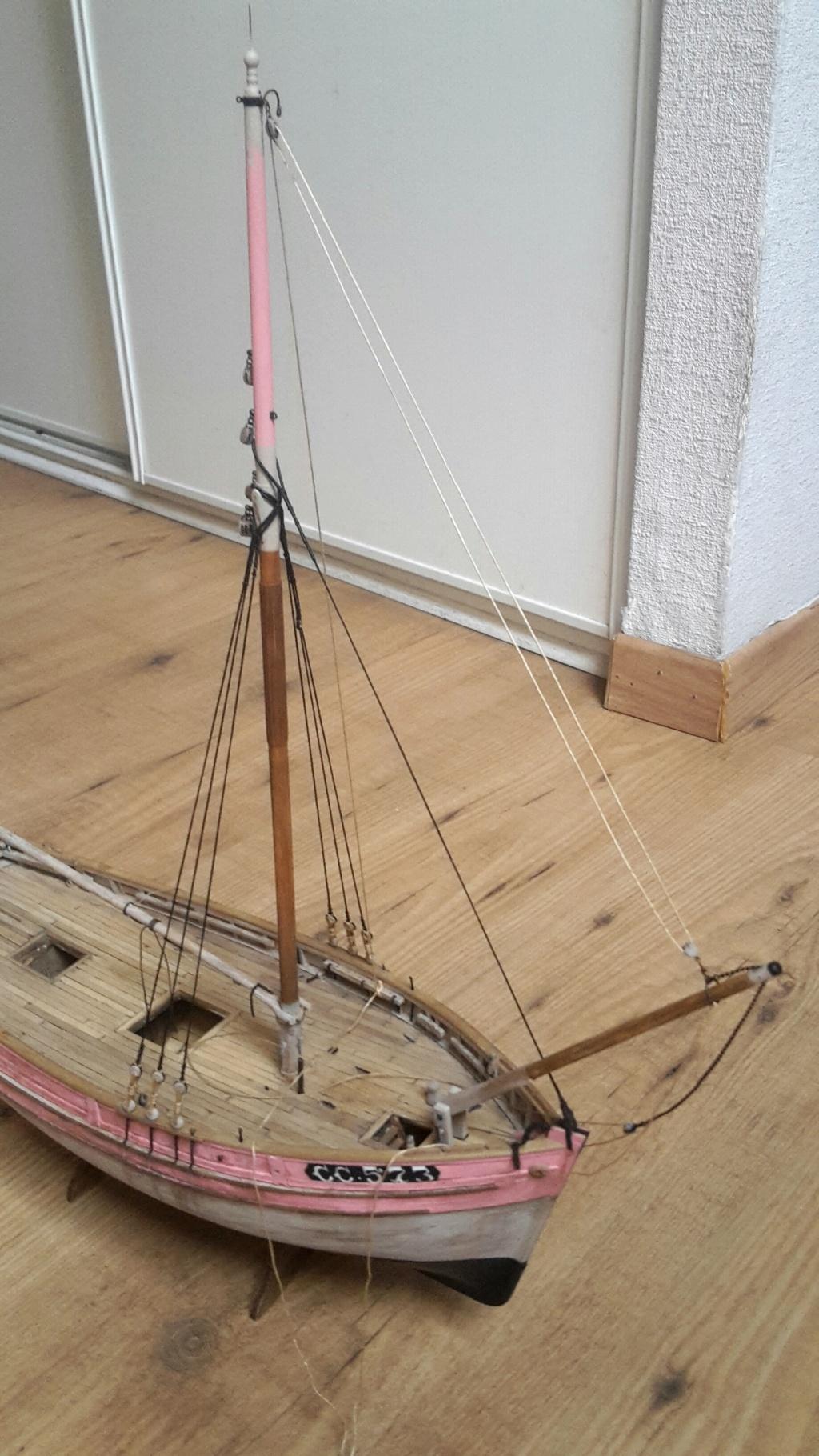 Thonier Marie-Jeanne (Billing Boats 1/50°) par Yoann gui - Page 9 2021-094
