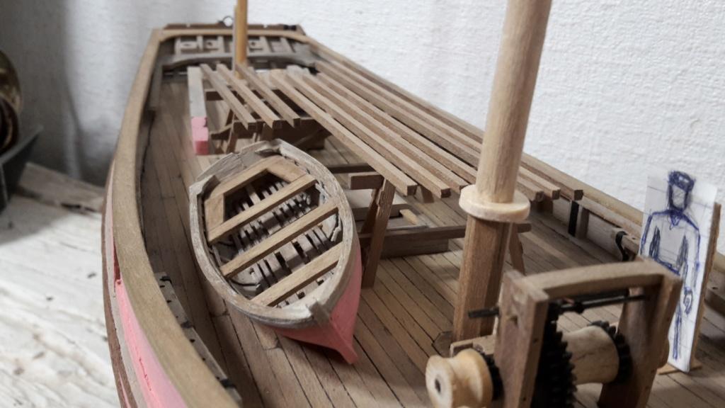 Thonier Marie-Jeanne (Billing Boats 1/50°) par Yoann gui - Page 2 20210108