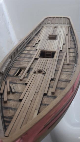 Thonier Marie-Jeanne (Billing Boats 1/50°) par Yoann gui 20210183