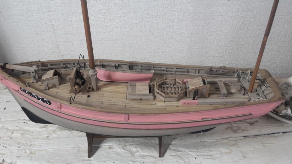 Thonier Marie-Jeanne (Billing Boats 1/50°) par Yoann gui - Page 3 20210208
