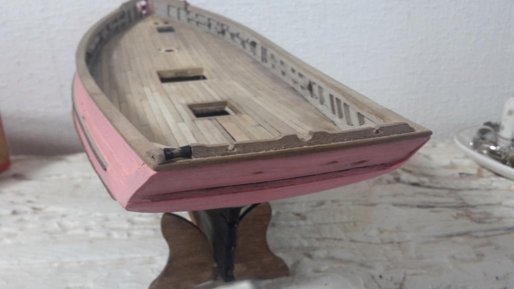 Thonier Marie-Jeanne (Billing Boats 1/50°) par Yoann gui 20210292