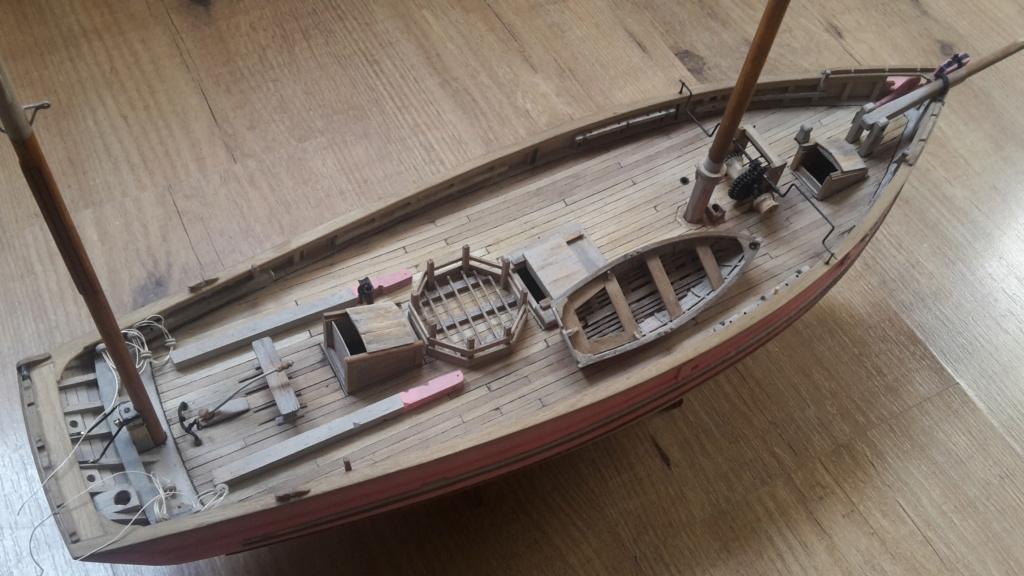 Thonier Marie-Jeanne (Billing Boats 1/50°) par Yoann gui - Page 4 20210306