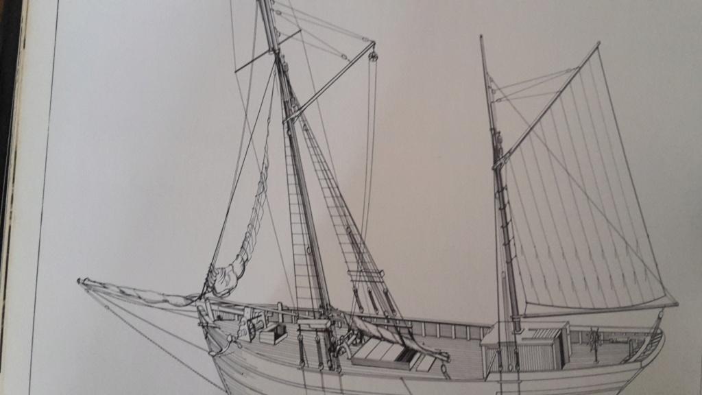 """Goélette de pêche """"islandaise"""" (base La Rose de Mantua) par jojo5 - Page 3 20210329"""