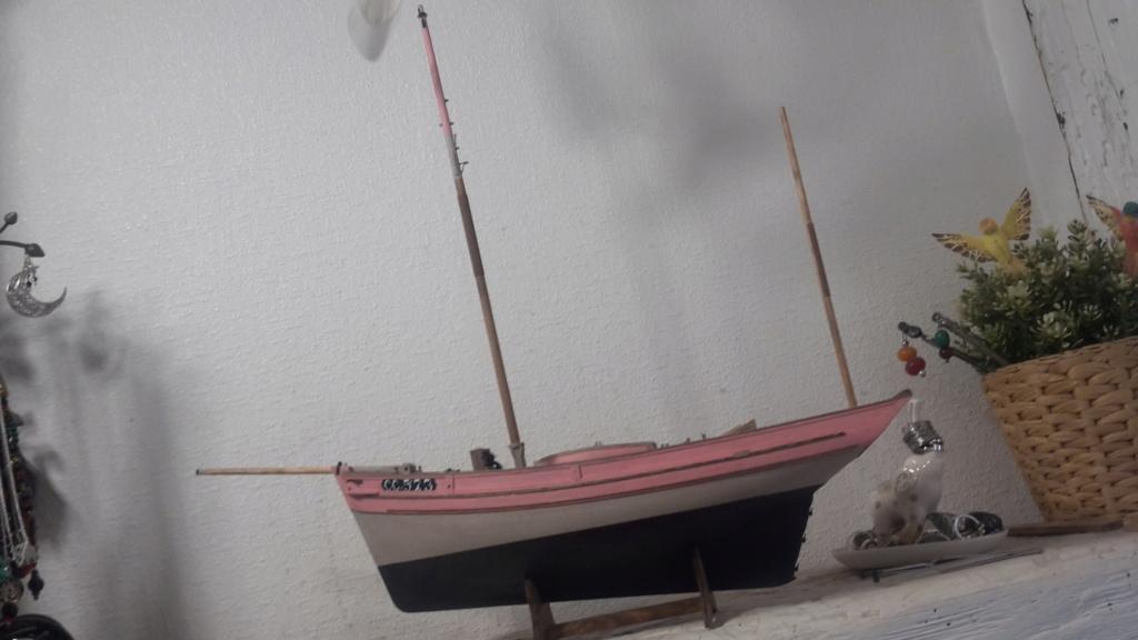 Thonier Marie-Jeanne (Billing Boats 1/50°) par Yoann gui - Page 2 20210336