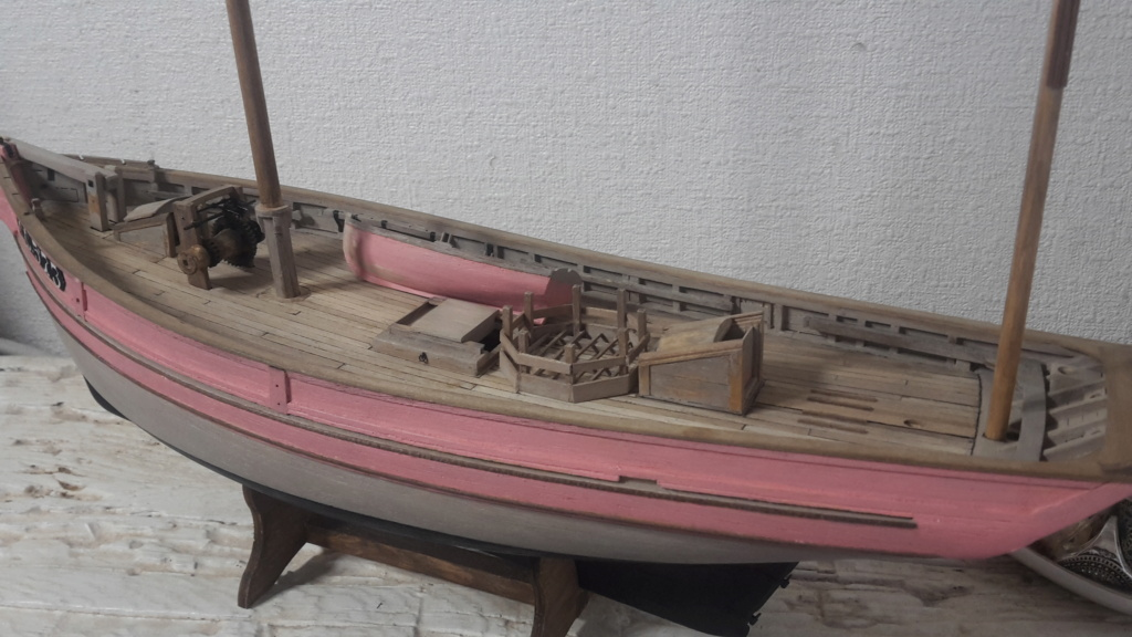 Thonier Marie-Jeanne (Billing Boats 1/50°) par Yoann gui - Page 2 20210337