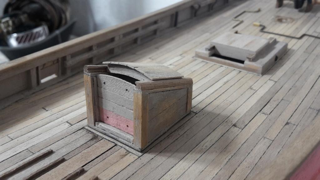 Thonier Marie-Jeanne (Billing Boats 1/50°) par Yoann gui - Page 3 20210361