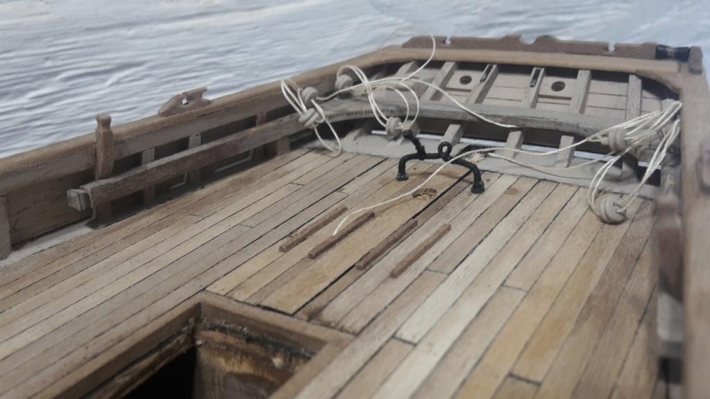 Thonier Marie-Jeanne (Billing Boats 1/50°) par Yoann gui - Page 3 20210389