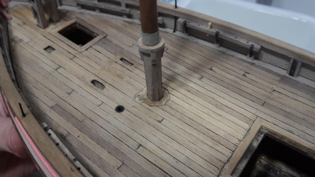Thonier Marie-Jeanne (Billing Boats 1/50°) par Yoann gui - Page 3 20210398