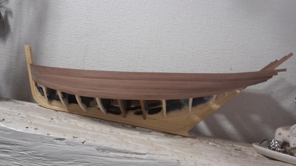 Cotre langoustier (Plan Musée Concarneau 1/25°)  par Yoann gui 20210431