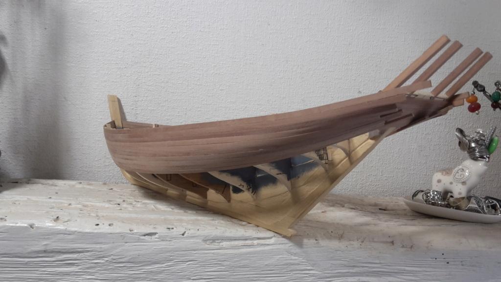 Cotre langoustier (Plan Musée Concarneau 1/25°)  par Yoann gui 20210432