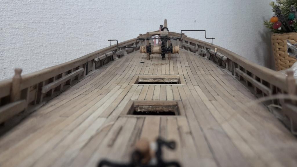Thonier Marie-Jeanne (Billing Boats 1/50°) par Yoann gui - Page 4 20210448