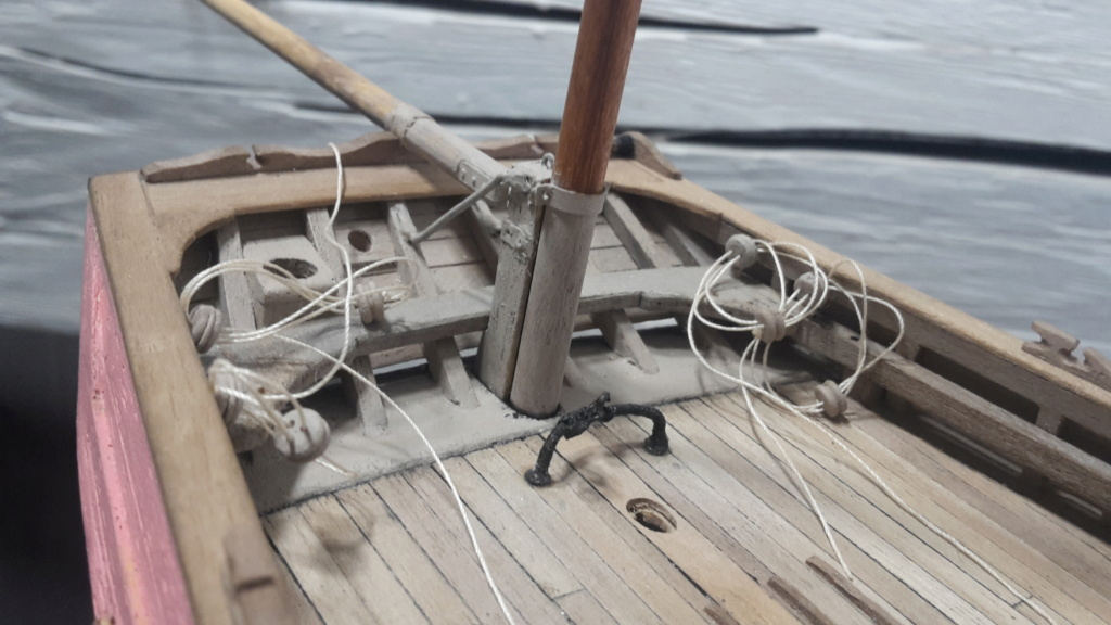 Thonier Marie-Jeanne (Billing Boats 1/50°) par Yoann gui - Page 4 20210466